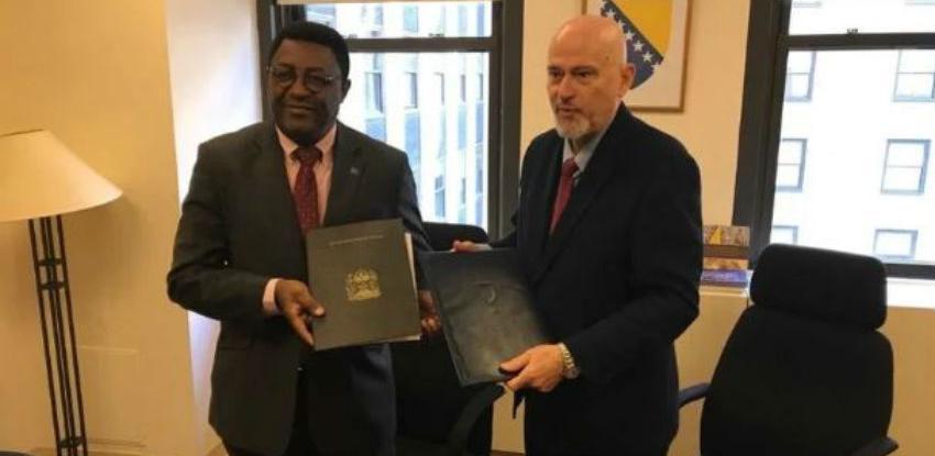 BiH uspostavila diplomatske odnose s Tanzanijom