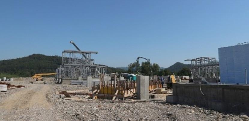 """Intenzivirani radovi na izgradnji graničnog prelaza kod mosta """"Bratoljub"""""""