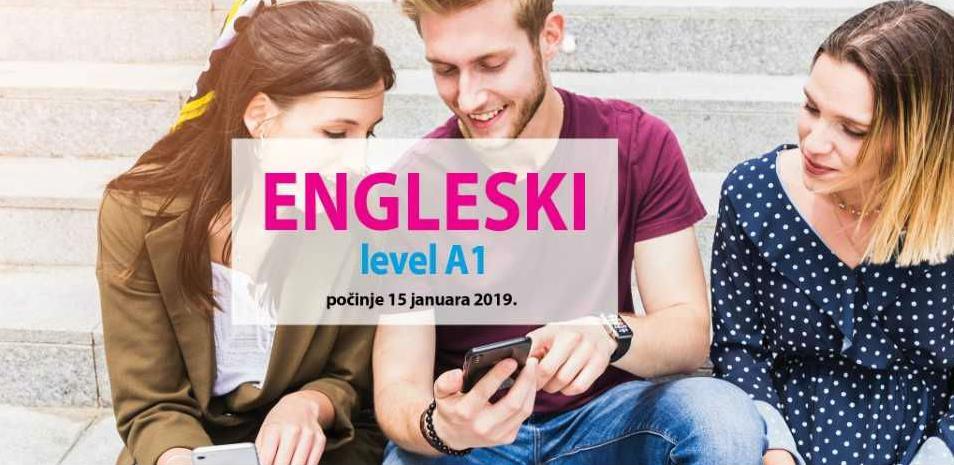IUS Life Centar: Engleski za početnike