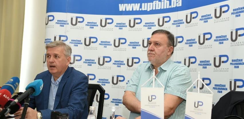 UPFBiH: Mjere Vlade FBiH ohrabrujuće, ali nedovoljne