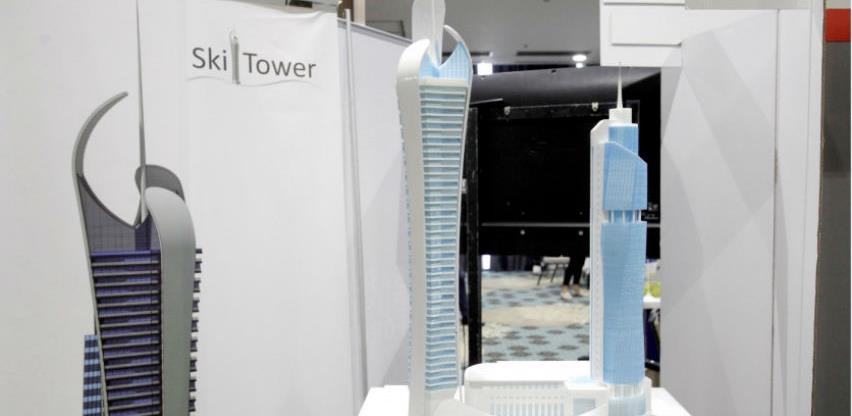 """Usvojen Nacrt izmjena urbanističkog projekta zbog gradnje """"Avaz Ski Towera"""""""
