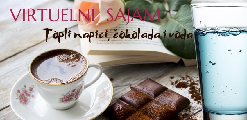 Virtuelni sajam: ''Topli napici, čokolada i voda''
