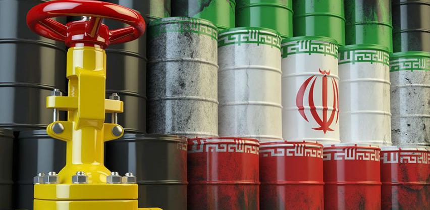 Iran nastavlja da izvozi naftu uprkos pritisku iz SAD