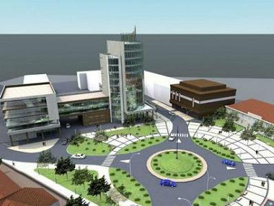 """Prezentiran prijedlog projekta """"Administrativno- financijski centar Cazina"""""""