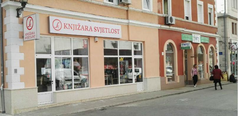 Svjetlostkomerc nastavlja rasti, 19. knjižara otvorena u Mostaru