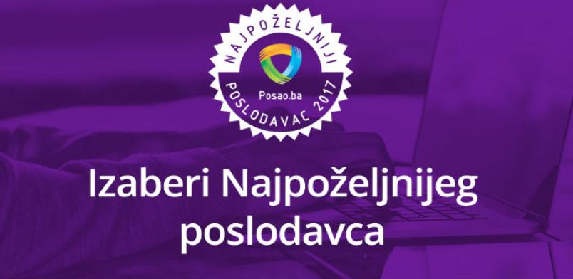 Počelo najveće istraživanje o najpoželjnijim poslodavcima u BiH