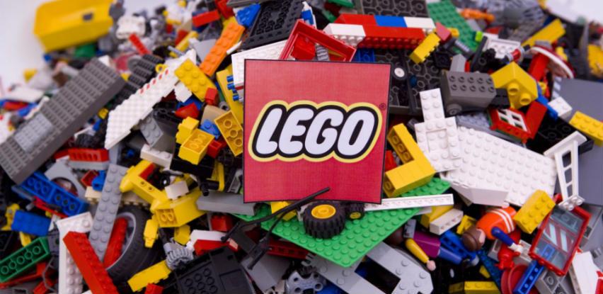 Lego otpušta osam odsto radnika zbog pada prodaje