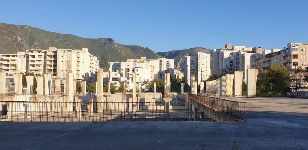 Gradu Mostaru postavljen rok za novi projekt sportske dvorane