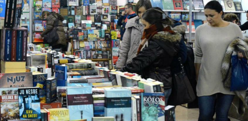Počeo Zimski salon knjige u Sarajevu