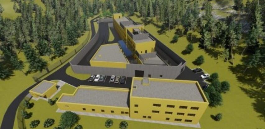 Traži se izvođač za drugu fazu radova izgradnje pritvorske jedinice na Igmanu