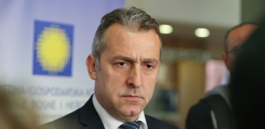 Mirsad Jašarspahić: Trebaće dvije godine da se vratimo na nivo prije pandemije