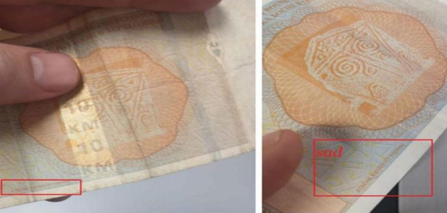 Ispravljena greška na novčanicama od 10 KM, u opticaju nove