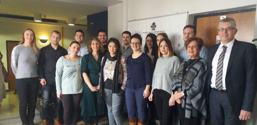 Grant sredstva za mlade poduzetnike iz Kantona Sarajevo