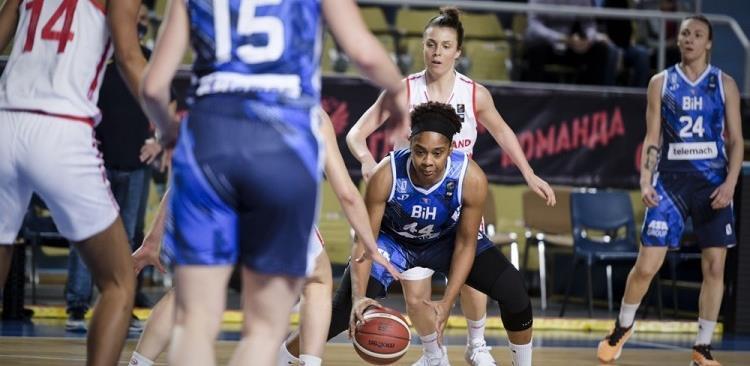 Košarkašice BiH savladale Estoniju za kraj kvalifikacija