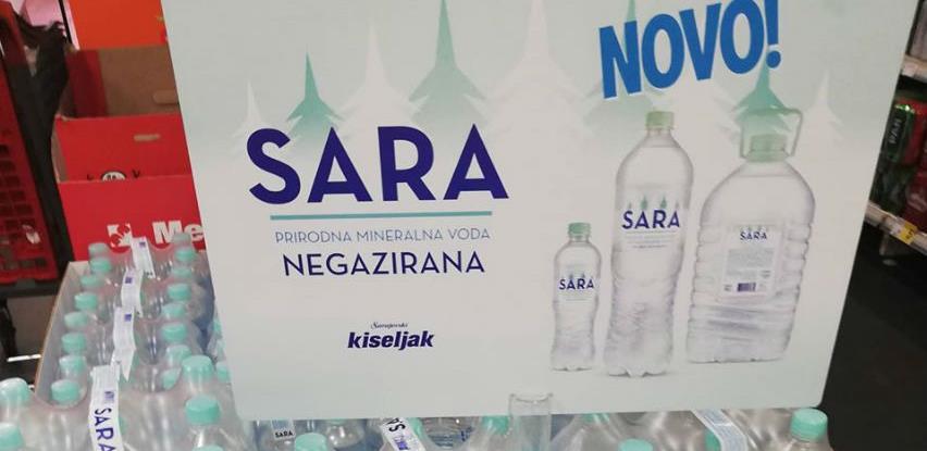 Voda Sara spremna da osvoji bh.tržište