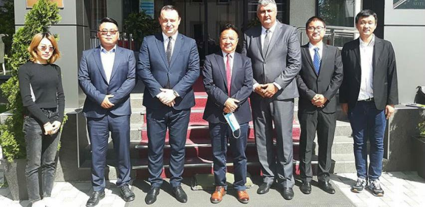 Kinezi zainteresovani za investicije u Republici Srpskoj