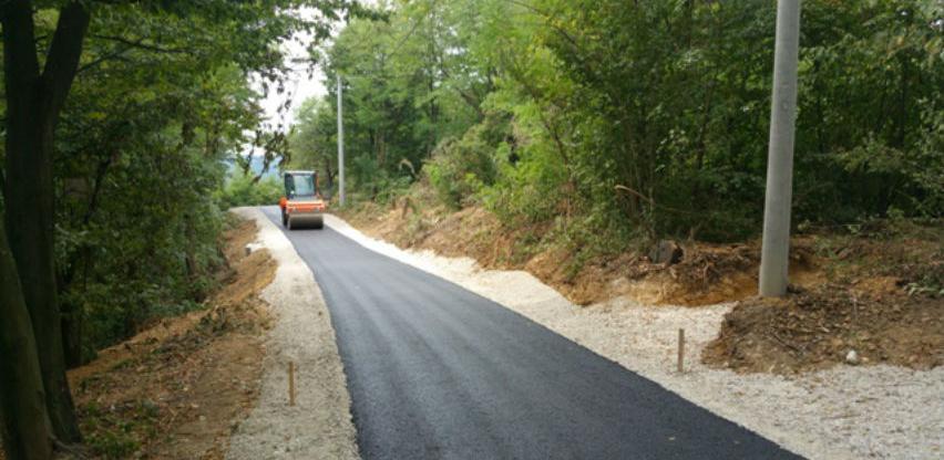 Otvoren put u Bistrici, dužine 1.200 metara