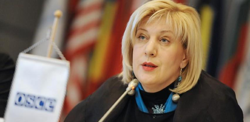 Mijatović: Evropske zemlje se moraju suprostaviti nasilnom postupanju na granicama