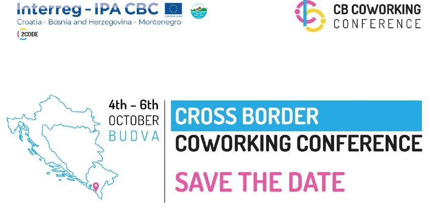 Poznati detalji programa dvodnevne Cross Border Coworking Conference