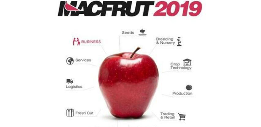 Poziv za prisustvovanje sajamu Macfrut 2019. Italija