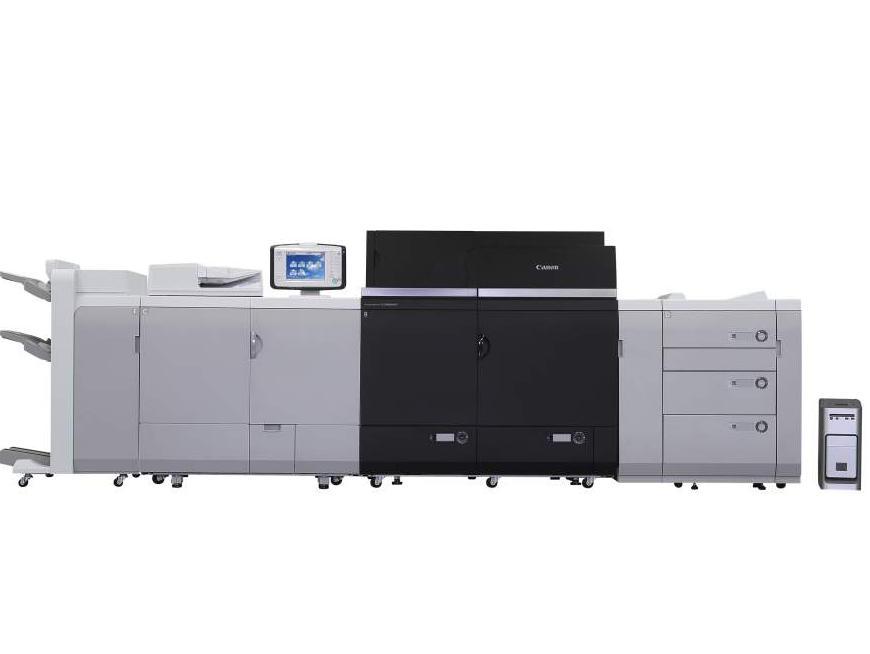 Nova Canonova digitalna mašina za printanje imagePRESS C10000VP