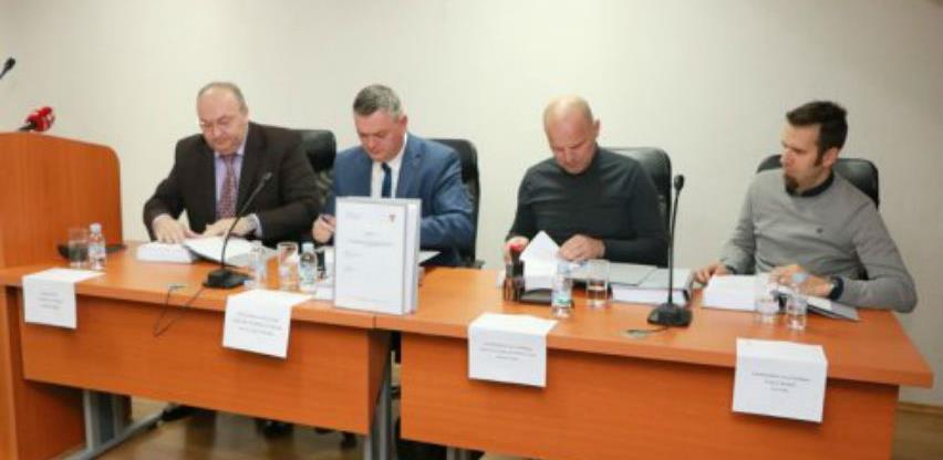 Tomislavgrad dobiva pogon za pročišćavanje otpadnih voda vrijedan 2,4 mil eura