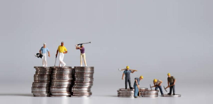 Istraživanje CPU: Većina bh. građana smatra da bogati trebaju plaćati veći porez na dohodak