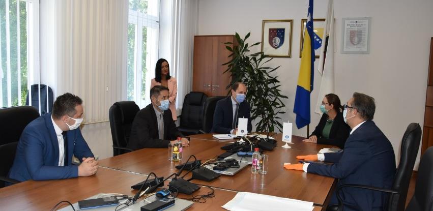 Potpisan Ugovor o podršci zajmu za Projekt gradskih saobraćajnica Sarajevo