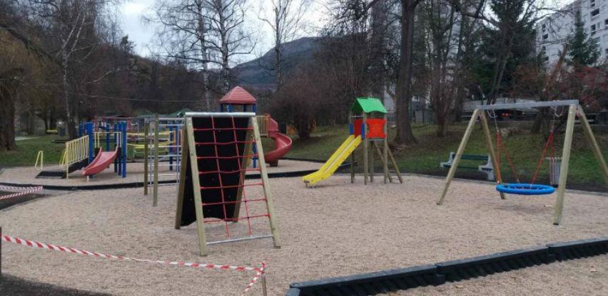 Okončane popravke oštećenja i kvarova na 174 dječija i sportska igrališta u KS