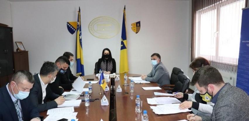 Vlada BPK Goražde utvrdila Prijedlog budžeta za 2021. godinu