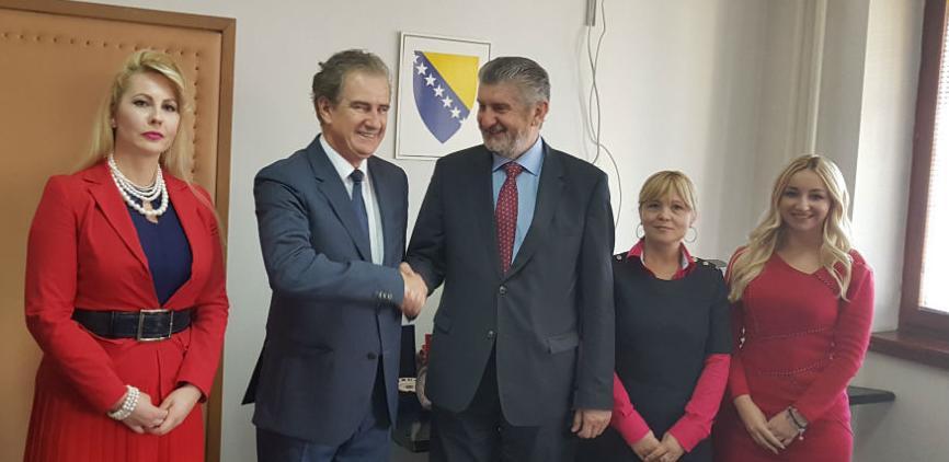 Crna Gora želi jačati saradnju sa BiH