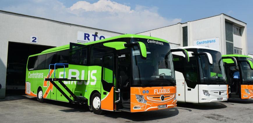 Centrotrans kupio tri nova autobusa Mercedes Tourismo