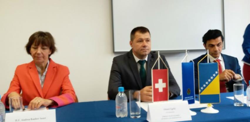 Otvaraju se nove poslovne prilike za bh. privrednike na švicarskom tržištu