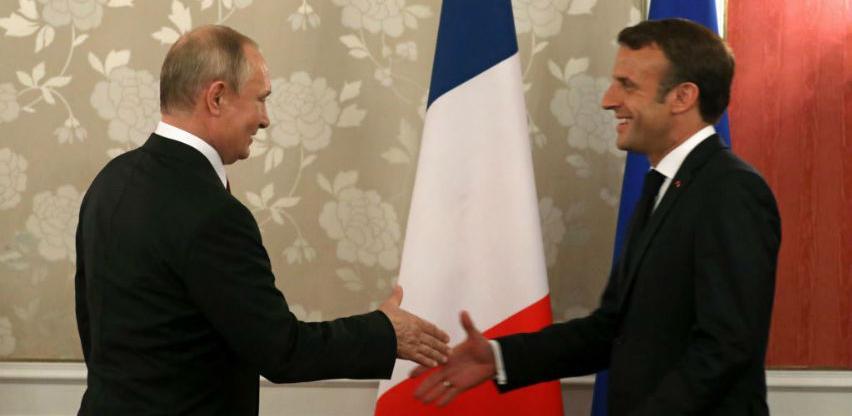 Putin i Macron razgovaraju uoči samita G7 u Francuskoj