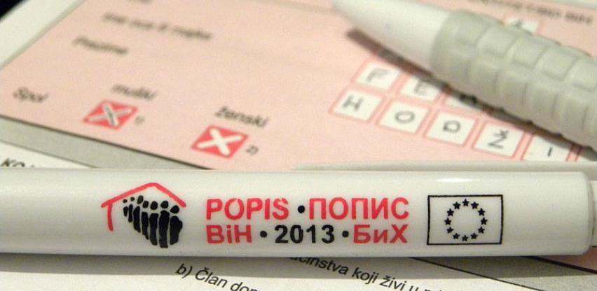 BiH jedina neće imati popis 2021. godine