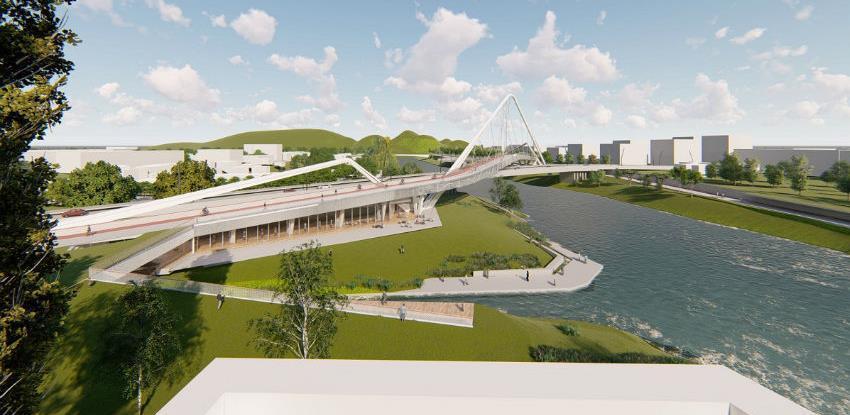 Raspisan tender za glavni projekat najvećeg mosta u Banjoj Luci
