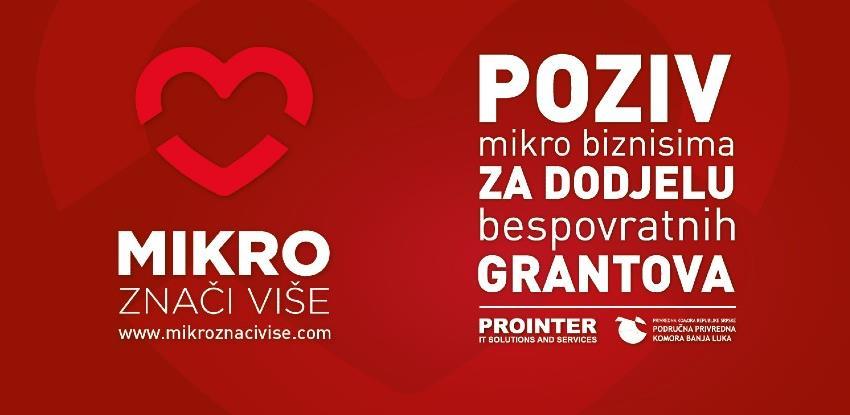 Prointer pomaže mikrobiznise u Republici Srpskoj