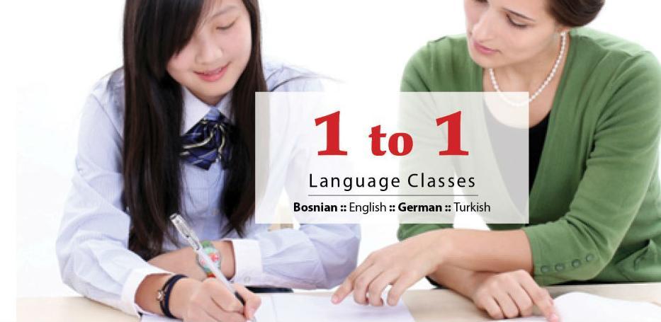 IUS Life centar organizuje individualne časove stranih jezika