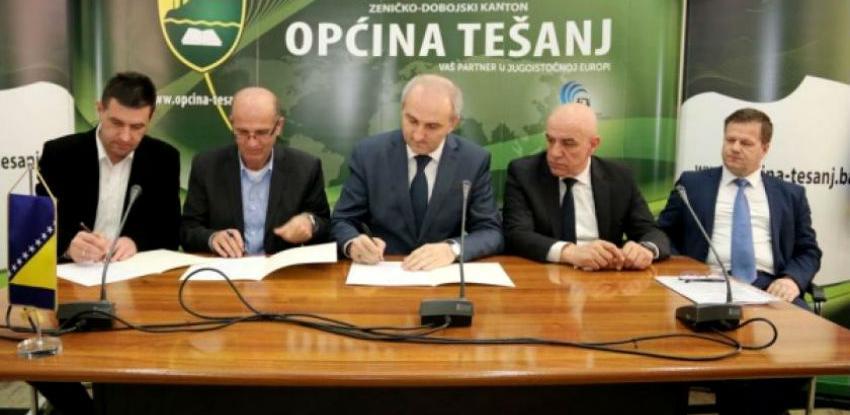 Potpisan Ugovor za izgradnju novog mosta na rijeci Usori vrijedan 1,7 mil. KM