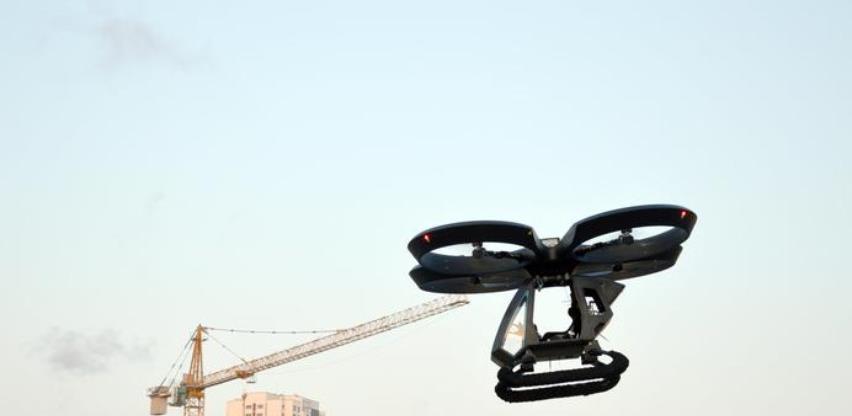 Turska predstavila leteće vozilo Cezeri (VIDEO)