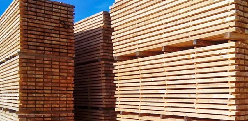 Veća proizvodnja i prodaja drvnih sortimenata