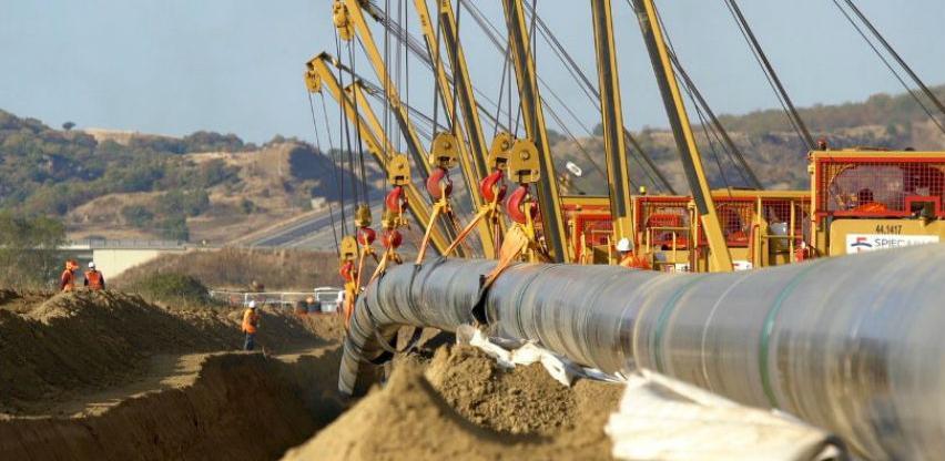 EBRD odobrio finansiranje gasovoda između BiH i Hrvatske