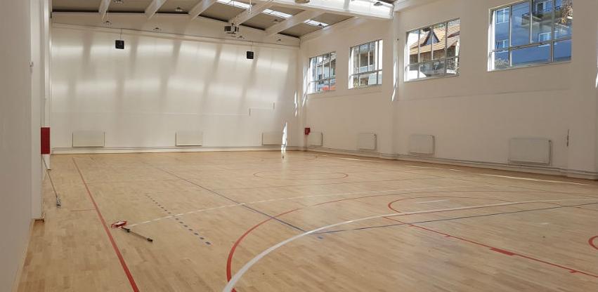 Uskoro otvaranje nove sportske dvorane u Kaknju