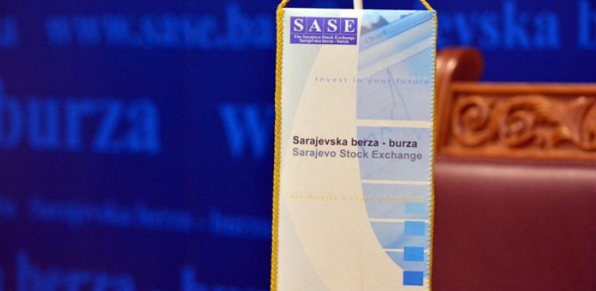 Na SASE 16.aprila ostvaren promet od 374,7 hiljada KM