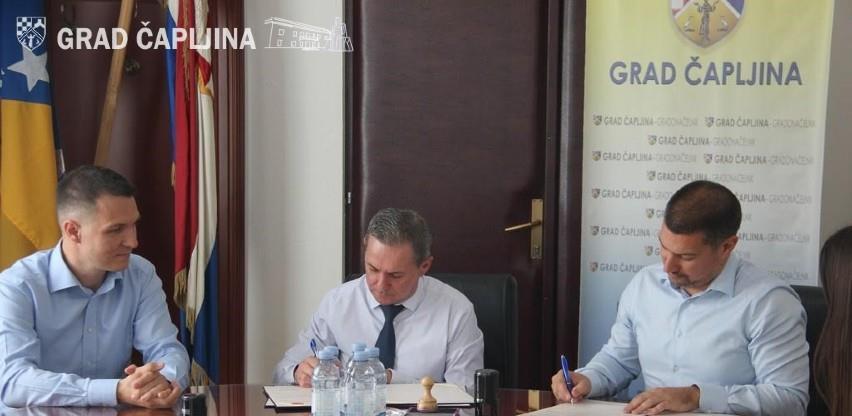 Čapljina svečano potpisala Sporazum o partnerstvu s Makarskom i Gradcem