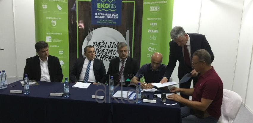 Tri miliona KM za projekte navodnjavanja u Bihaću i Sanskom Mostu