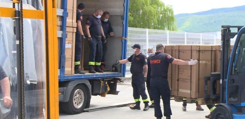 Respiratori Srebrene maline uskoro u Kantonalnoj bolnici Zenica