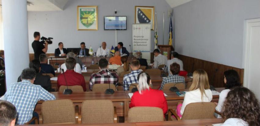 """U okviru projekta PRO-budućnost u Goraždu diskusija """"Naši razgovori"""""""