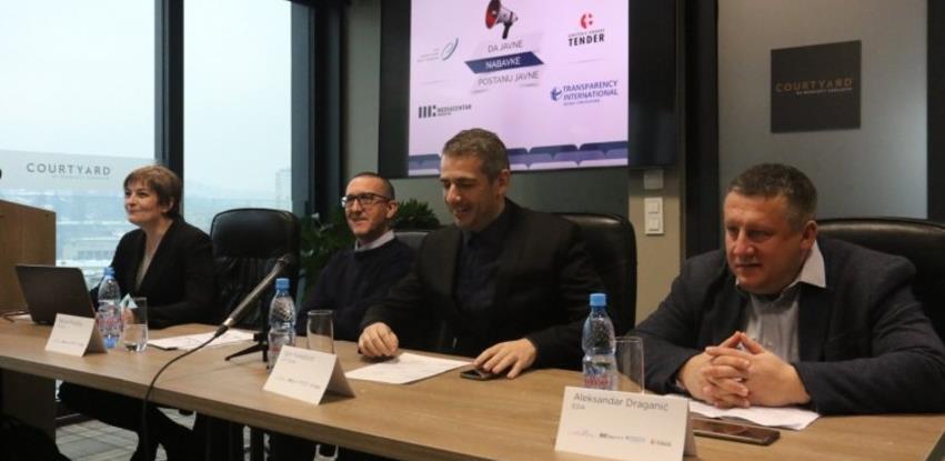 BiH kroz postupke javnih nabavki godišnje gubi do 500 miliona KM