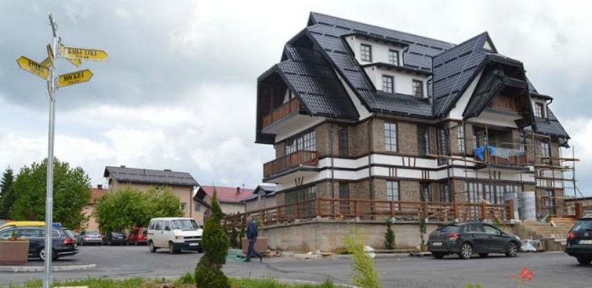 Sokolac dobio novi hotel